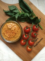 Goji Berry Pesto